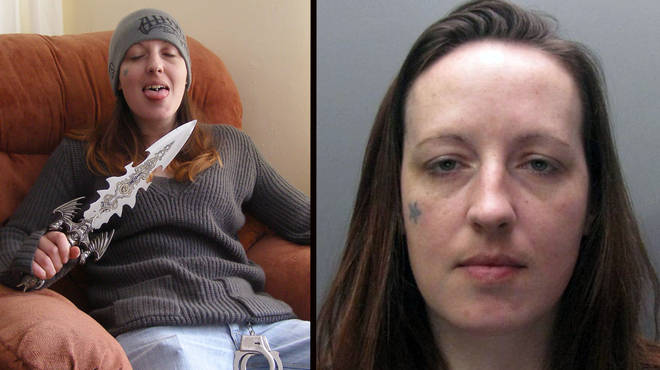 Serial Killer Joanna Dennehy was sentenced to life after killing three men in the Peterborough area