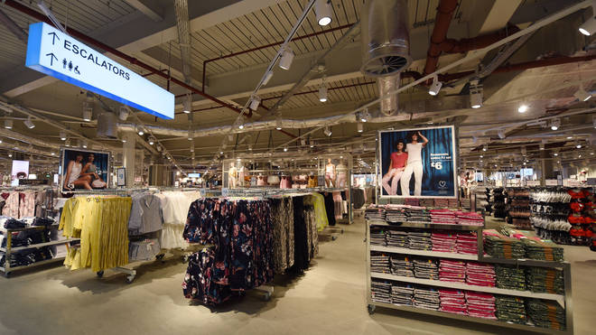 Primark is quickly becoming a high-street favourite