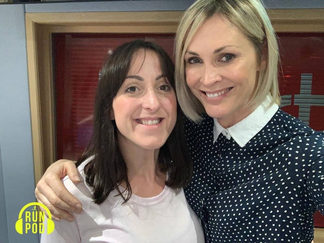 Natalie Cassidy speaks to Jenni Falconer on this week's RunPod