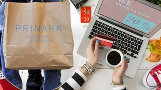 primark online shopping