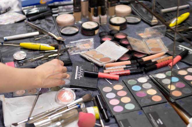 Makeup brushes build up tonnes of bacteria after just a single use