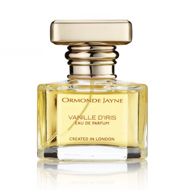 Vanille D'Iris is a gorgeous scent that will warm you right up
