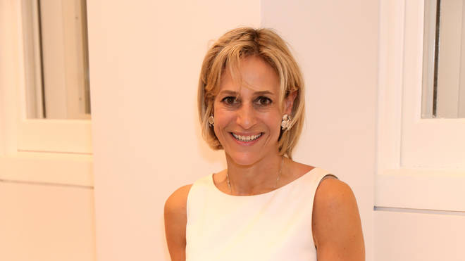 Newsnight presenter Emily Maitlis is on The Jonathan Ross Show tonight