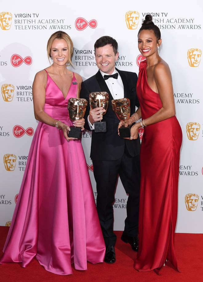 Virgin TV BAFTA Television Awards - Press Room