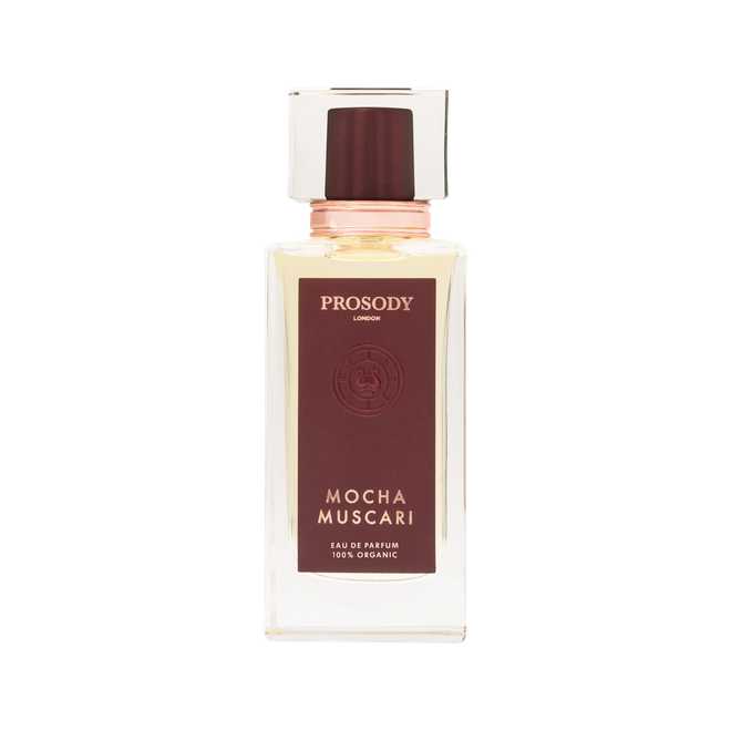 Mocha Muscari is Prosody first as it's currently their only unisex scent