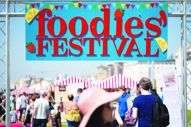 Is Foodies Fest coming to a city near you?