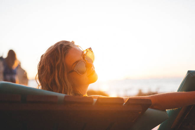 Are your sunglasses damaging your health? (stock image)