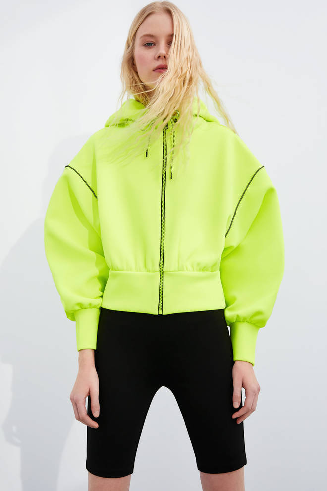 Kelly's bright jacket is an absolute bargain
