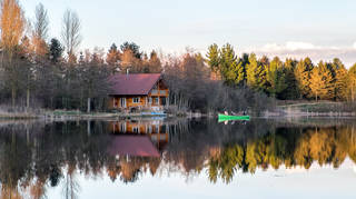 Log House Holidays offers the hygge you've been searching for – all without having to get on a plane