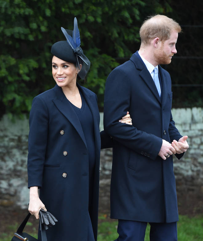 Meghan Markle Gives Birth To Baby Boy: Baby Sussex Details