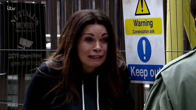 Peter has been on a downward spiral since Carla suffered a mental breakdown and left Weatherfield