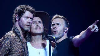 Take That Dress revealed the different names they nearly ended up with