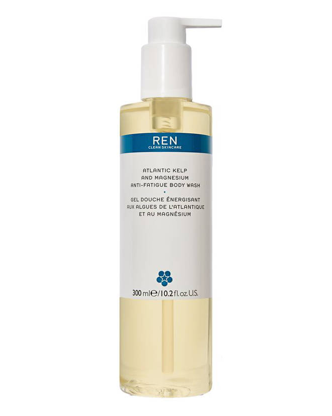 REN Atlantic Kelp and Magnesium Body Wash
