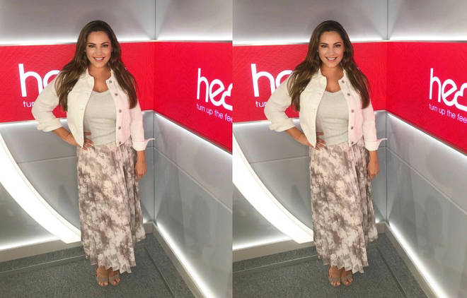 How to shop Kelly Brook's look as she gets you home on London's Heart