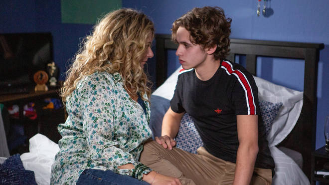Maya Stepney began a relationship with teenager Joe following his 16th birthday