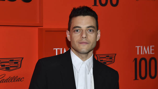 Rami is an Oscar-winning actor