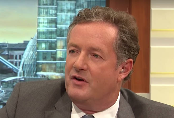 Piers Morgan is currently on an extended Easter break