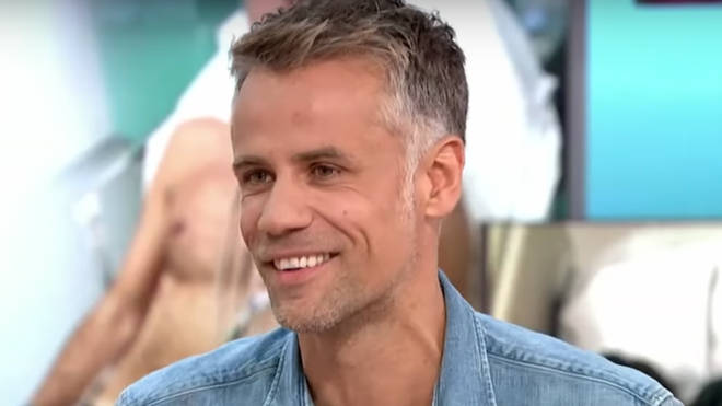 Richard Bacon also hosted GMB, opening up about his life-threatening illness