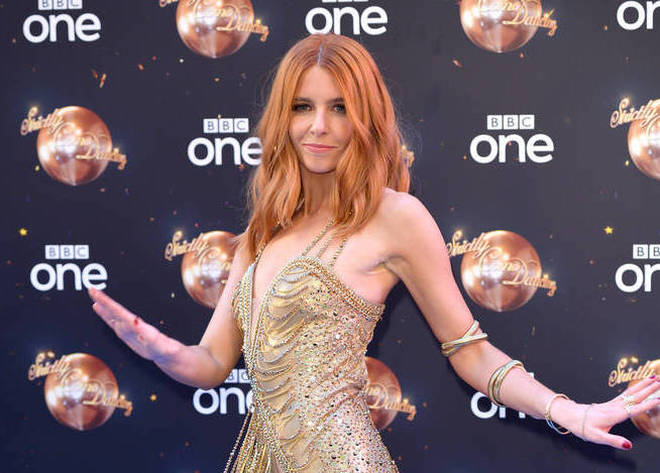 Stacey Dooley has shared a cosy snap with Kevin Clifton on Instagram stories