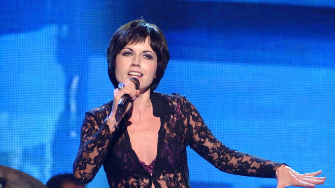Irish singer, Dolores O'Riordan tragically died last year