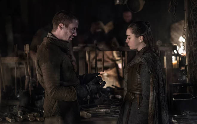 Gendry and Arya caused quite the stir in last week's episode of Game of Thrones