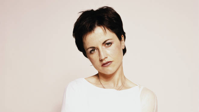 Dolores O'Riordan was the lead singer for The Cranberries