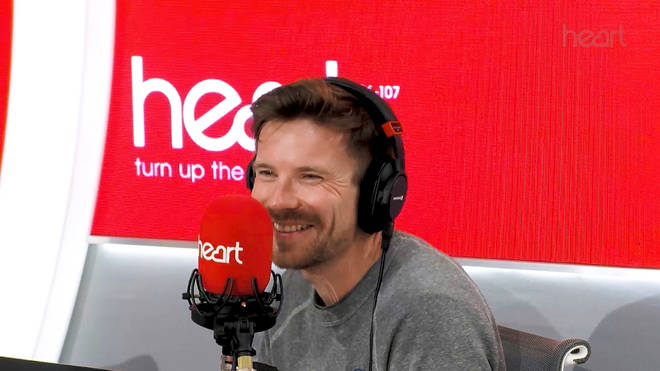 Joe Dempsie told Heart all about the Game of Thrones WhatsApp bants