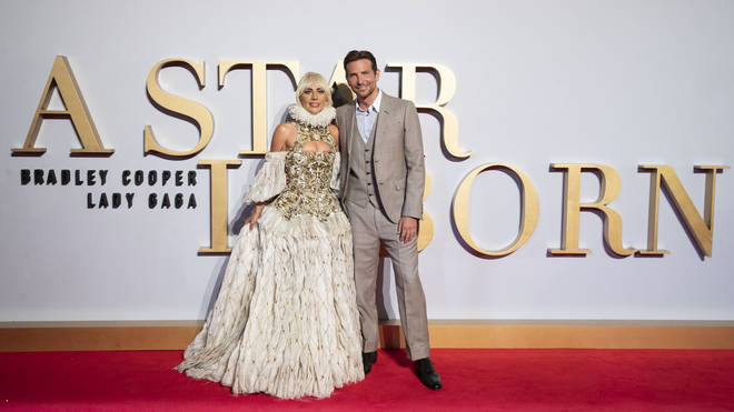 Lady Gaga and Bradley Cooper starred in the adaptation of A Star Is Born