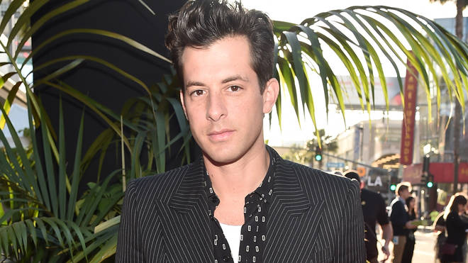Mark Ronson is on The Jonathan Ross Show tonight.