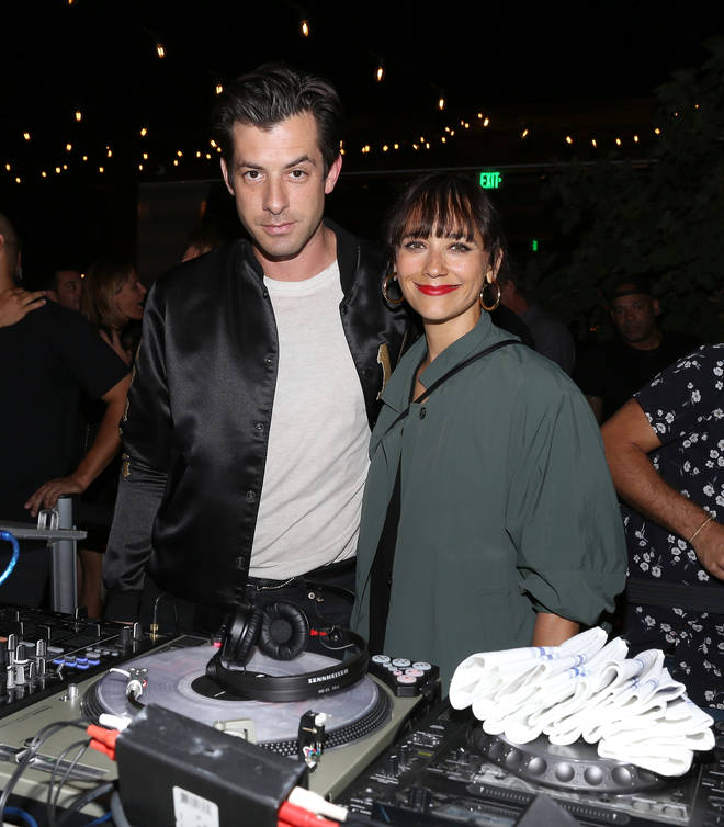 Mark Ronson got engaged to Rashida Jones in March 2003 but the couple split just one year later.