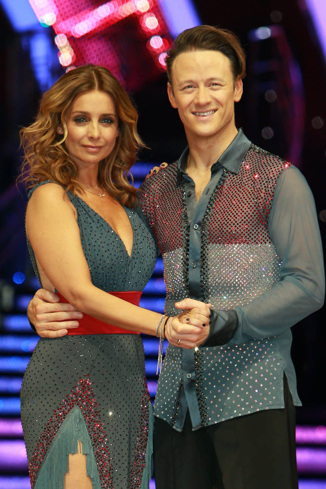 "Louise Redknapp has reportedly been ""ghosted"" by her ex-Strictly partner Kevin Clifton"