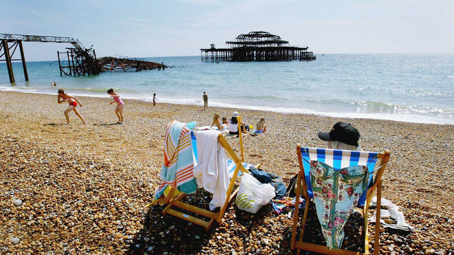 The Met Office predicts scorching temperatures will arrive in time for the May bank holiday weekend.