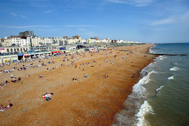 Met Office meteorologist Sarah Kent believes hot, sunny days are on the summer agenda for Brits.