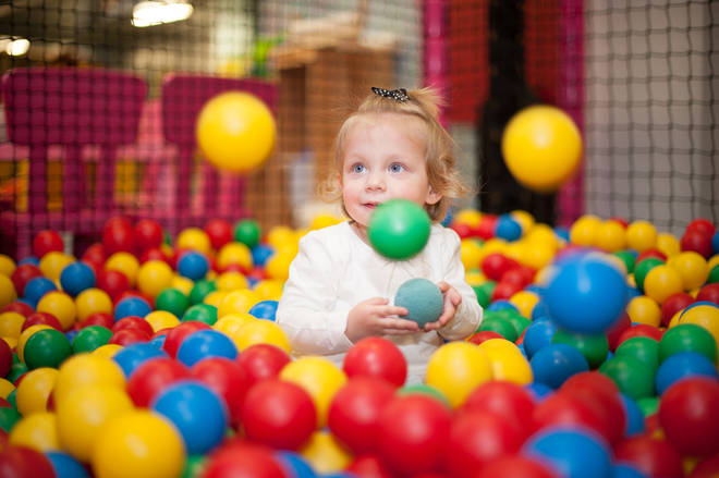 Some ball pits are crawling with bacteria