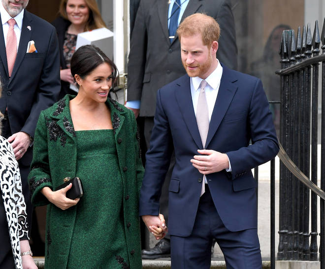 Meghan Markle is due to go into labour any day now as royal fans await the news.
