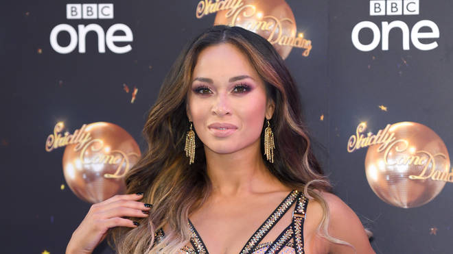 The Russian dancer has paid tribute to her Strictly co-stars on Instagram.