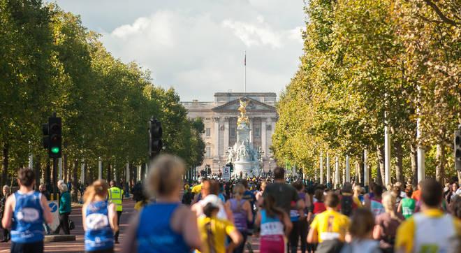 Run the Royal Parks Half Marathon with Team Heart!