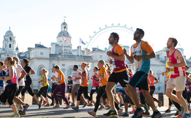 Sign up to run the Royal Parks Half Marathon with Team Heart for Global Make Some Noise