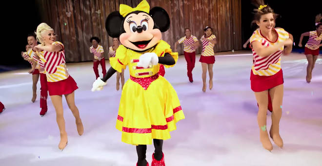 Disney on Ice will tour in the UK from September