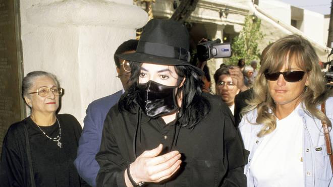 Michael Jackson married Debbie Rowe in 1996