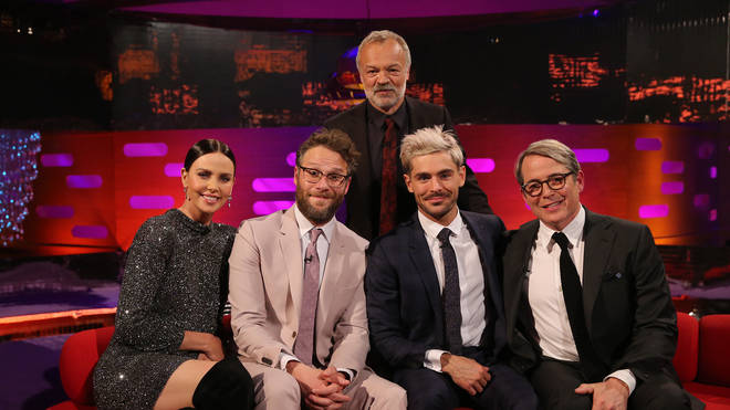 Zac was asked about the sequel during his time on The Graham Norton Show this week