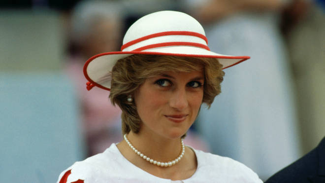 Princess Diana claimed she would've used the name if she welcomed a daughter