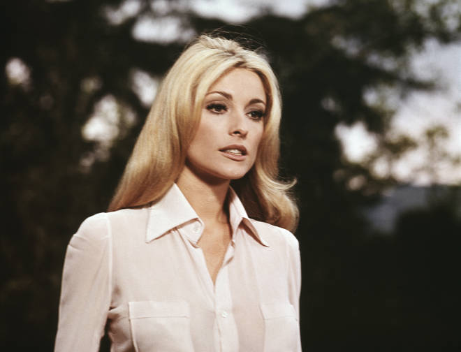 Actress Sharon Tate was pregnant at the time the Manson Family murdered her at her California home