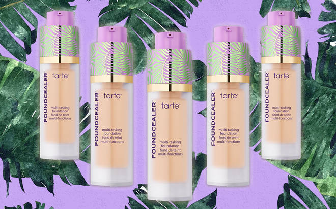 The brand new Tarte foundcealer will transform the cosmetics industry