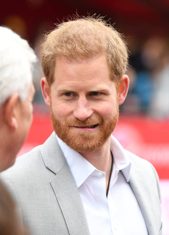 Prince Harry will be heading abroad next week