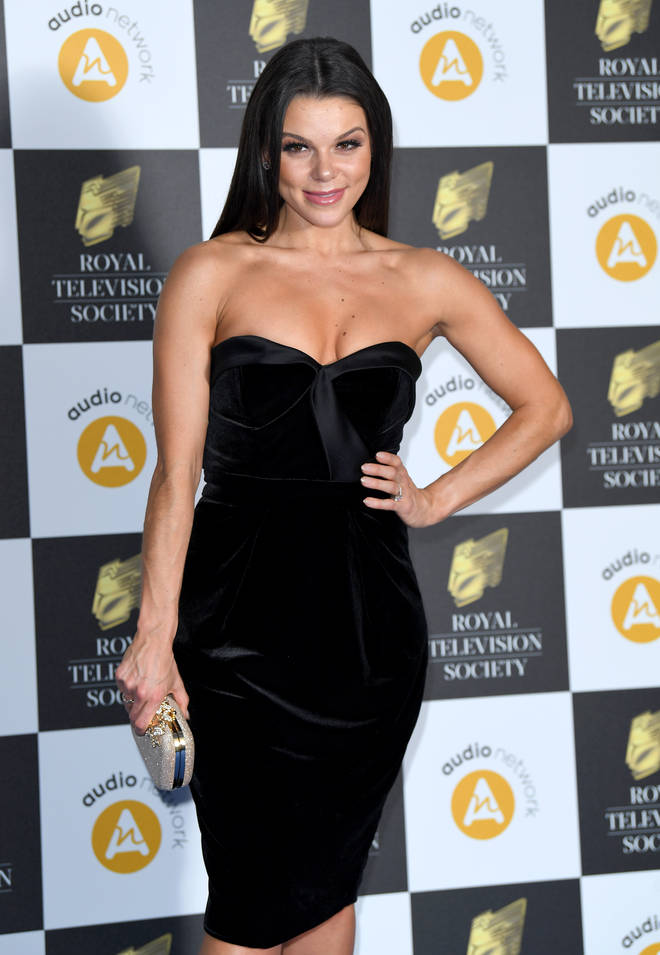 Faye Brookes also recently announced her departure from the show
