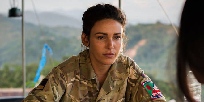 Michelle Keegan will reprise her role as Georgie in Our Girl