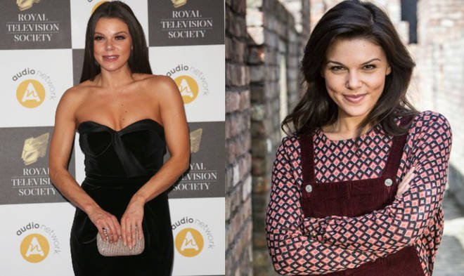 Faye Brookes announced her departure from the show on social media earlier this week