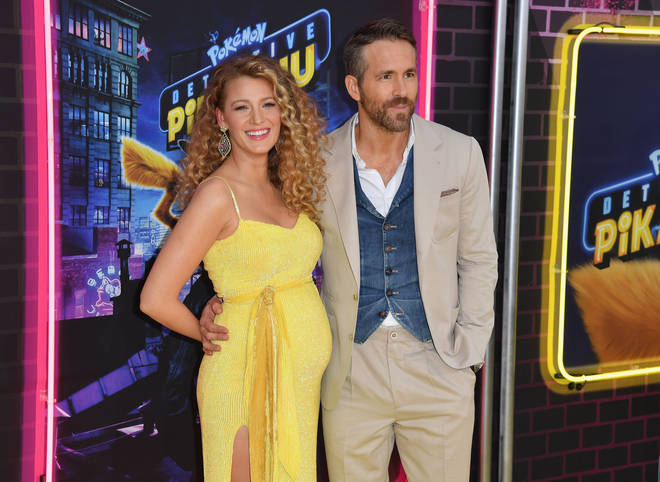 Blake Lively and Ryan Reynolds are expecting their third baby