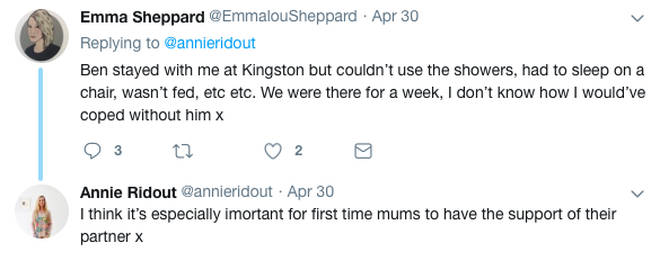 Mum's flocked to share their experience on social media